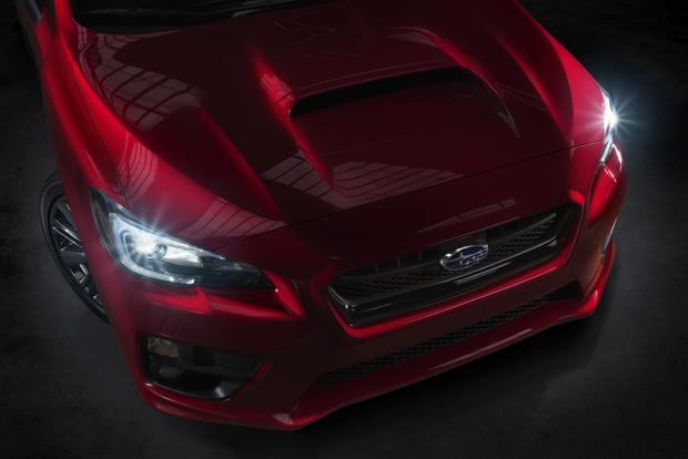 2015 Subaru WRX Packs New Performance Features featured image large thumb0