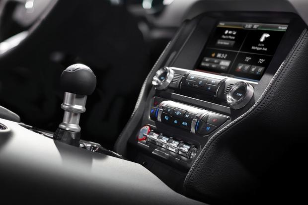 2015 Ford Mustang Driver Assistance Tech Featured at CES featured image large thumb0
