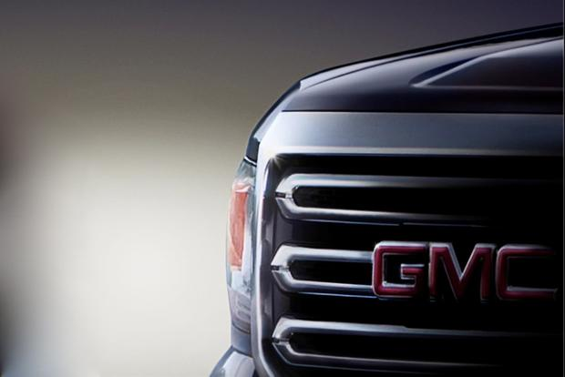 2015 GMC Canyon Coming to Detroit Auto Show featured image large thumb0