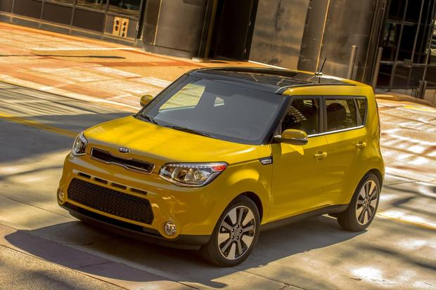 Captivating All New 2014 Kia Soul Earns 5 Star Safety Rating Featured Image Large Thumb0