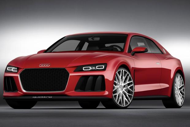 Audi Sport Quattro Laserlight Concept Premieres at CES featured image large thumb0