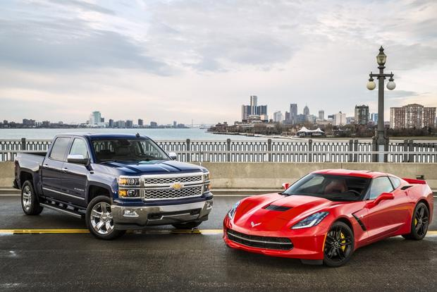 2014 Chevrolet Corvette Stingray, Silverado Sweep North American Car and Truck of the Year Awards featured image large thumb0