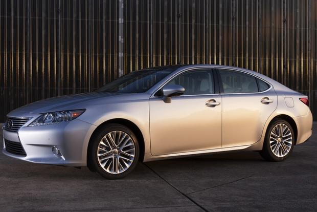 Lexus ES 350 to Be Built in US featured image large thumb0