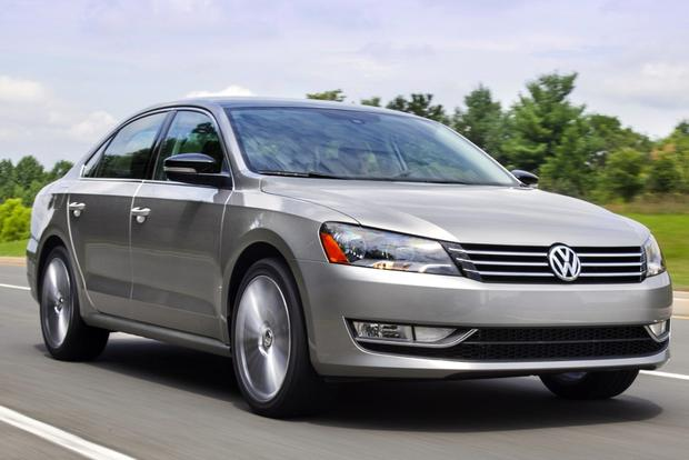 New 2014 Volkswagen Passat Sport Unveiled, Pricing Announced featured image large thumb0