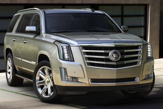 2015 Cadillac Escalade Pricing Announced Autotrader