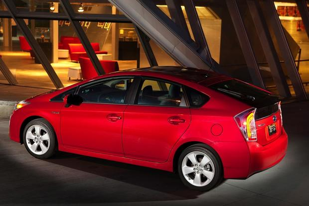 2017 Toyota Prius Will Use Lithium Ion Batteries