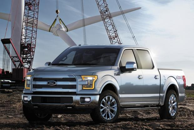 Fans Can Test All-New 2015 Ford F-150 featured image large thumb0