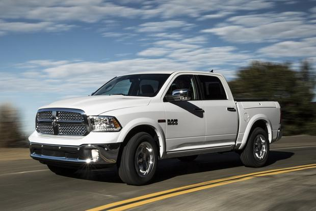 2014 Ram 1500 Ecodiesel Rated At 28 Miles Per Gallon Autotrader