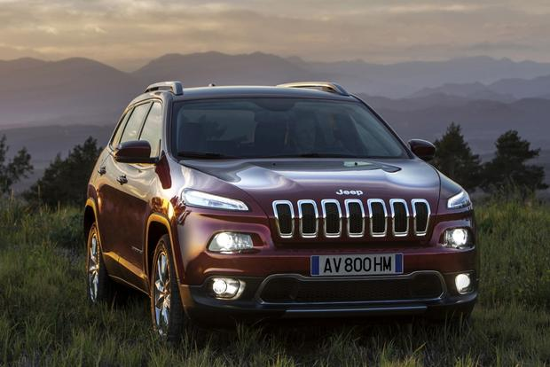 Jeep Cherokee Diesel to Debut in Geneva featured image large thumb0