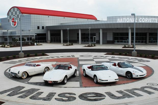 Chevrolet to Assist Corvette Museum With Restorations After Sinkhole featured image large thumb0