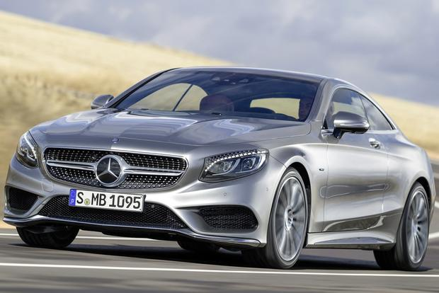 2015 Mercedes-Benz S-Class Coupe Revealed Ahead of Geneva featured image large thumb0