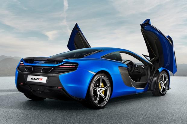 McLaren 650S Confirmed Ahead of Geneva Debut featured image large thumb0