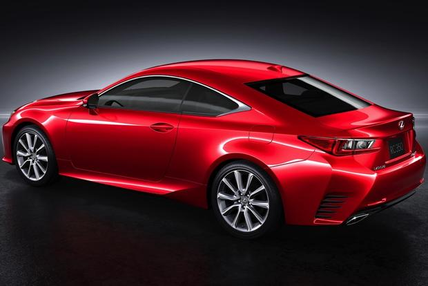 Lexus RC 350 F Sport to Debut at Geneva featured image large thumb0