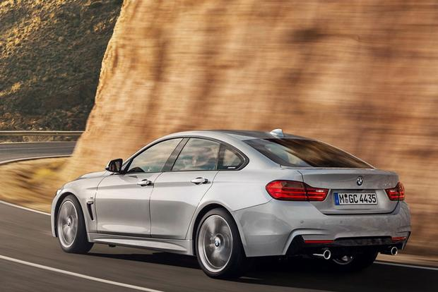 BMW 4 Series Gran Coupe Detailed Ahead of Geneva featured image large thumb0