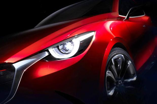 Mazda Hazumi Concept Teased Ahead of Geneva Auto Show featured image large thumb0