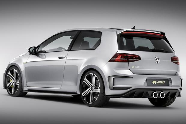 Volkswagen Golf R 400 Concept: Beijing Auto Show featured image large thumb0