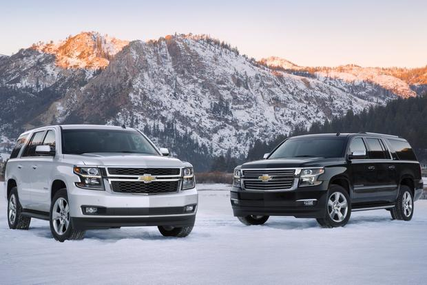 2017 Chevrolet Tahoe And Suburban To Offer Improved Gas Mileage