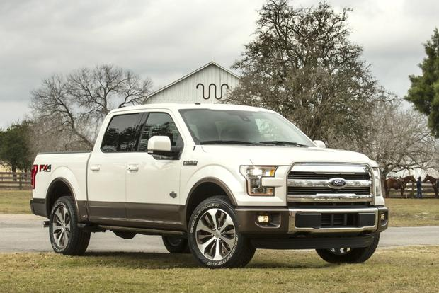King Ranch Ford >> 2015 Ford F 150 King Ranch Officially Revealed Autotrader