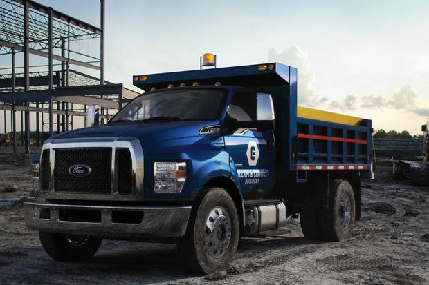 2016 Ford F-650 and F-750 Officially Revealed featured image large thumb0