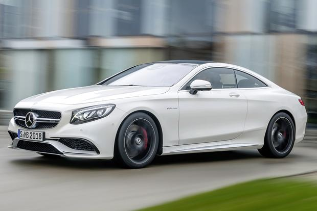 2015 MercedesBenz S63 AMG 4Matic Coupe Revealed ahead of New York
