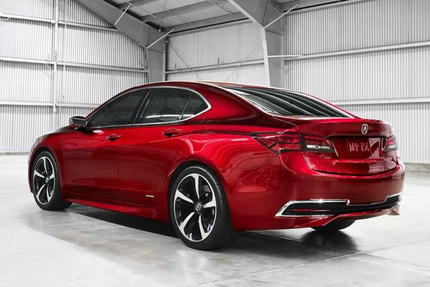 2015 Acura TLX to Debut at New York Auto Show featured image large thumb0