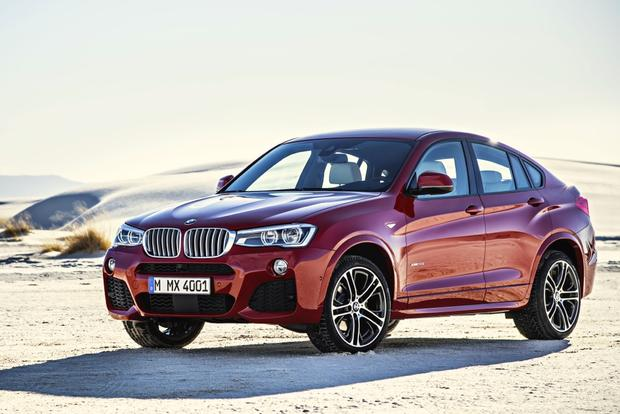 BMW X4 to Debut at New York Auto Show featured image large thumb0