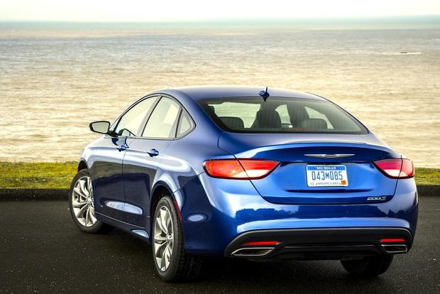 2015 Chrysler 200 Fuel Economy Figures Officially Released Autotrader