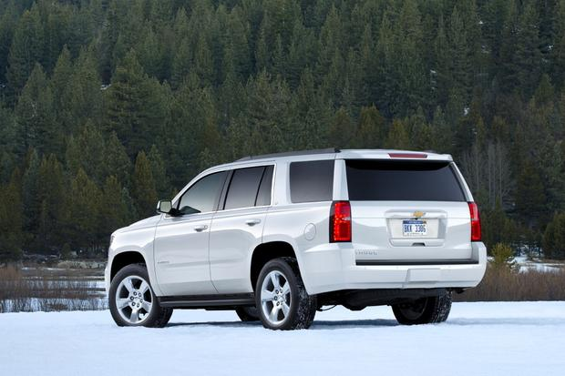 2015 Chevrolet Tahoe Among GM Models to Offer 4G LTE Connectivity featured image large thumb0
