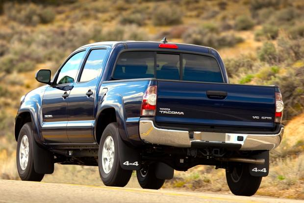 Study: Ford F-150 and Toyota Tacoma Are the Most Environmentally Friendly Trucks featured image large thumb0