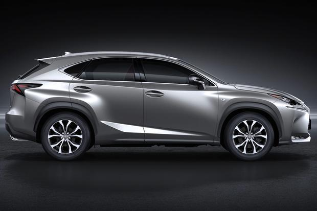 2015 Lexus NX: Beijing Auto Show featured image large thumb0