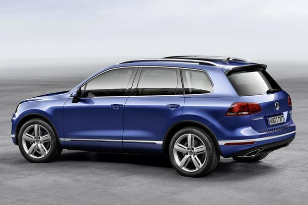 2015 Volkswagen Touareg: Beijing Auto Show featured image large thumb0