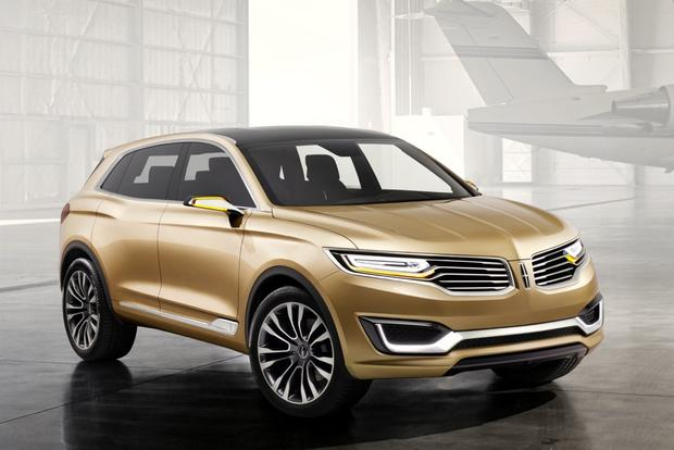 Lincoln MKX Concept: Beijing Auto Show featured image large thumb0