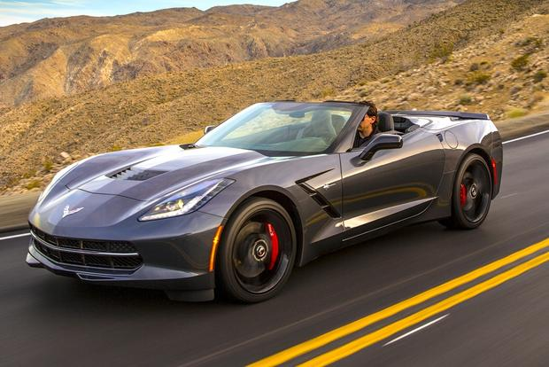 Chevrolet Corvette Will Get 8-Speed Automatic in 2015 featured image large thumb0