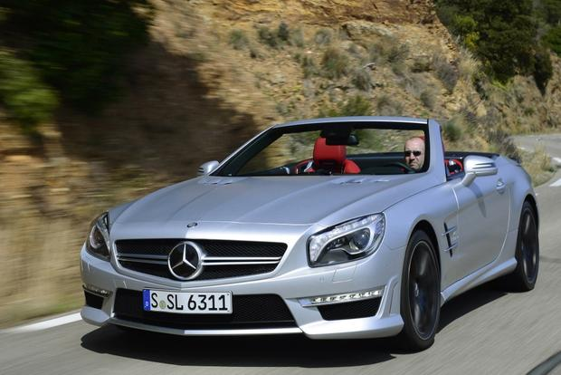Mercedes-Benz SL-Class to Gain Entry-Level SL400 Model featured image large thumb0