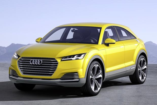 Audi TT Offroad Concept: Beijing Auto Show featured image large thumb0