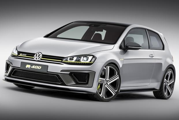 Volkswagen Golf R 400 Concept May See Production featured image large thumb0