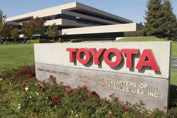 Toyota Relocating U.S. Headquarters to Dallas Area featured image large thumb0