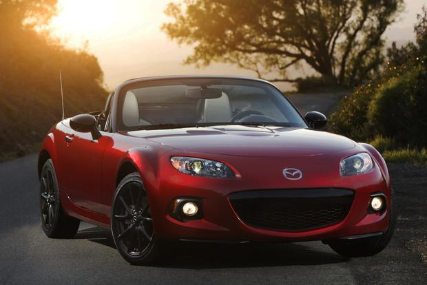2015 Mazda Miata 25th Anniversary Edition Priced at $33,000 featured image large thumb0