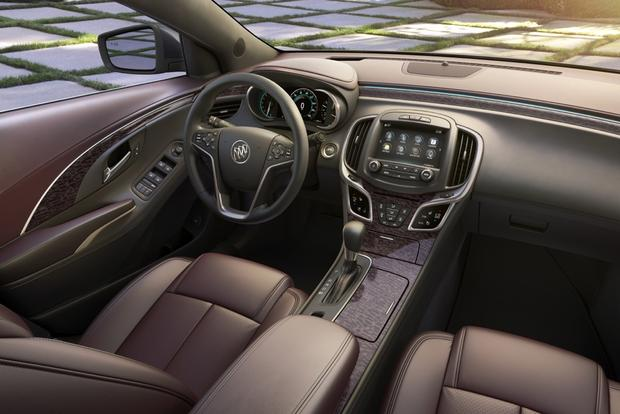 2014 Buick LaCrosse Now Offered With Ultra-Luxury Interior featured image large thumb0