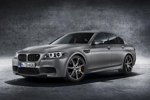 New BMW M5 30th Anniversary Edition Is Most Powerful BMW Ever featured image large thumb0