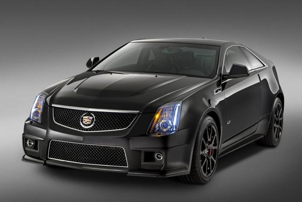 Limited Edition 2015 Cadillac Cts V Coupe Marks End Of Current Production Featured Image