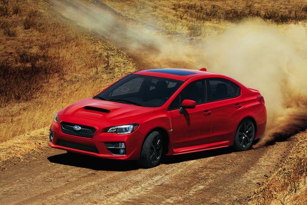 Subaru WRX and WRX STI Earn IIHS Top Safety Pick Ratings featured image large thumb0