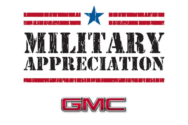 GMC Extending Special Discounts to Military Members featured image large thumb0