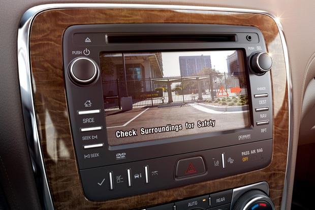 Buick Adding Standard Backup Cameras for 2015 Model Year featured image large thumb0