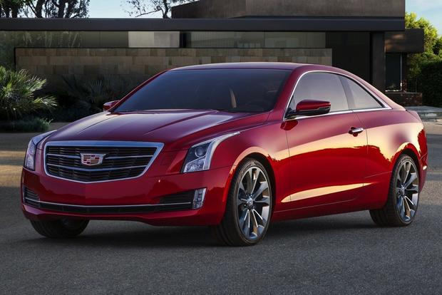 Cadillac ATS Coupe Pricing Officially Announced featured image large thumb0