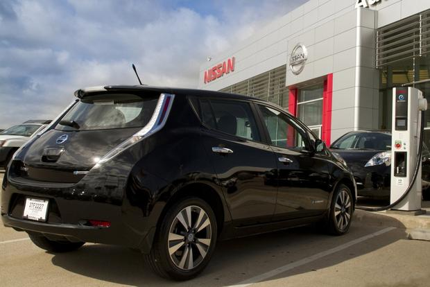 Nissan Leaf Marks 50,000 Sales in the United States featured image large thumb0