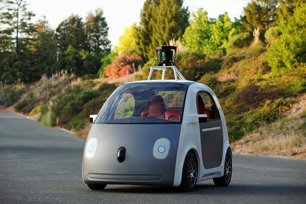 Google Unveils Self-Driving Car Prototype featured image large thumb0