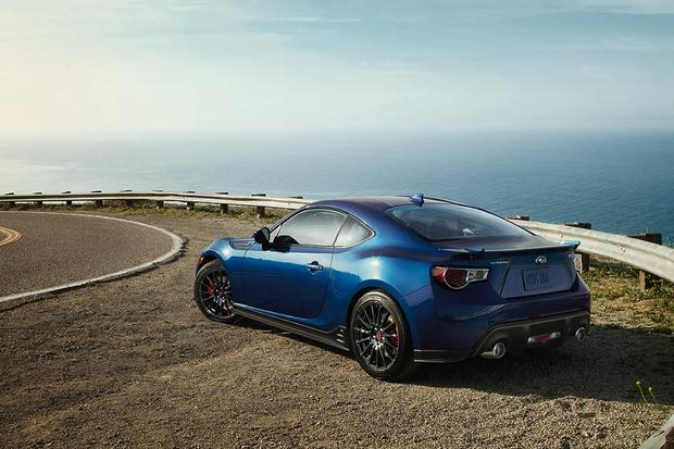2015 Subaru BRZ Adds All-New Model featured image large thumb0