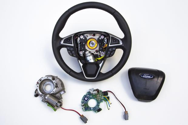 Ford to Debut Adaptive Steering System Next Year featured image large thumb0