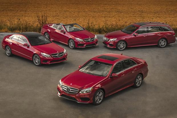 Updated 2014 Mercedes-Benz E-Class Named Top Safety Pick+ featured image large thumb0